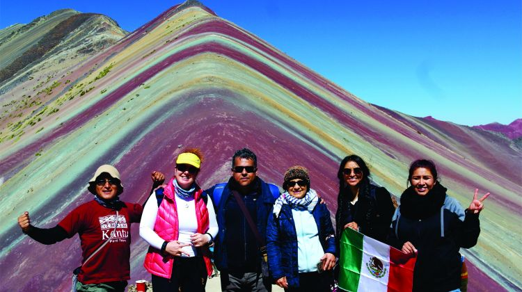 Small Group to the Rainbow Mountain