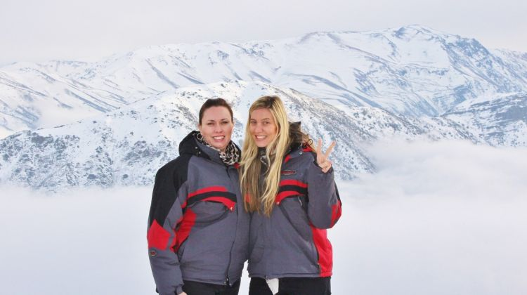 Snow, Mountain & Wine Tour - best of Santiago in 1 Day!