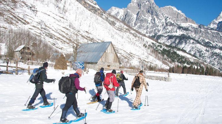 snowshoeing in albania tour 2 348272 0