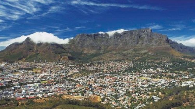 South Africa Encompassed