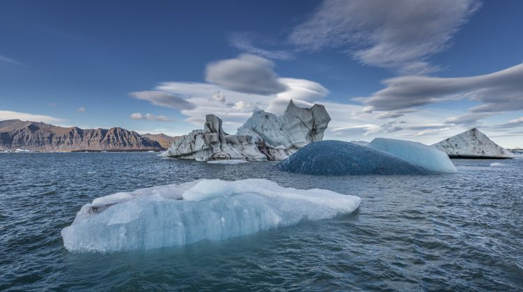 South Coast & Jökulsárlón Glacier Lagoon Tour