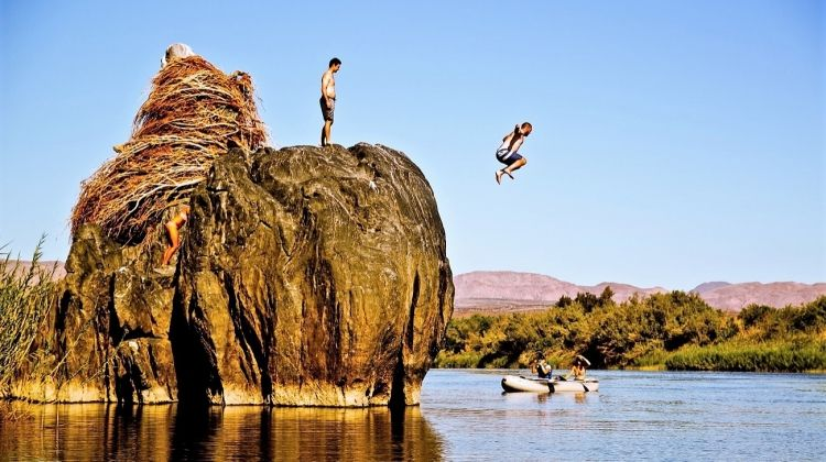 Southern African Adventure 41 Days