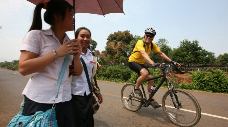 Southern Laos by Bicycle