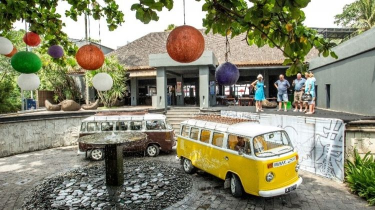 Spa Treats and Sightseeing in Bali