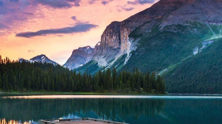 Spectacular Canadian Rockies