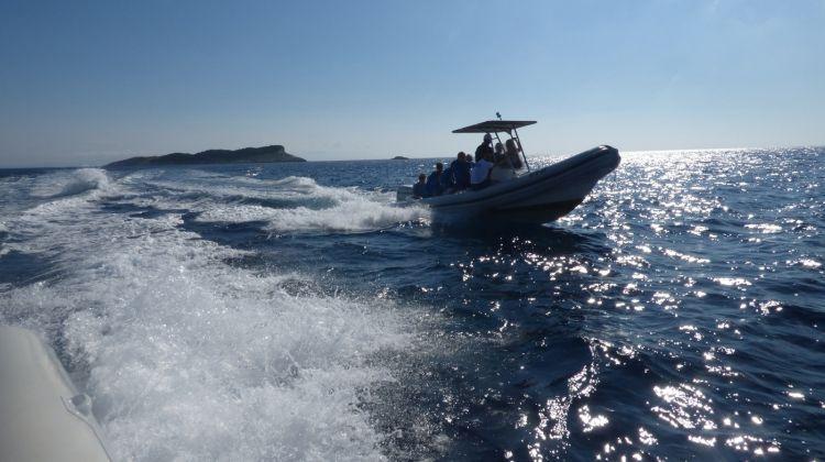 Speedboat Hvar, Vis and Blue Cave Tour