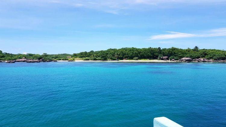 Speedboat Tour of Four islands