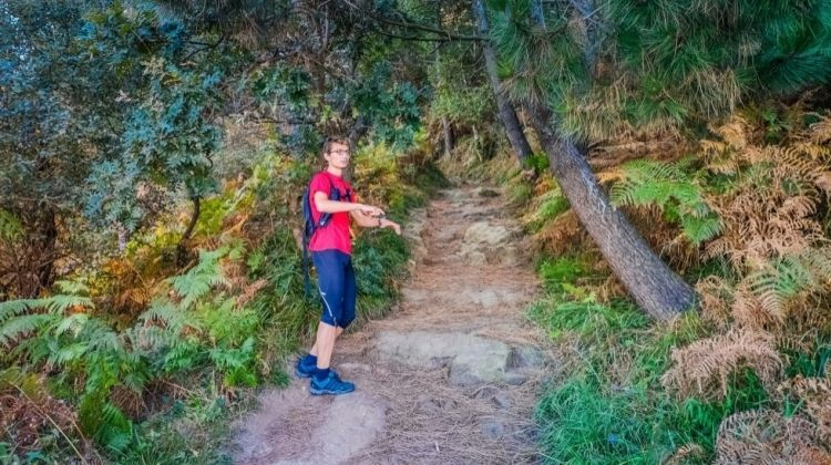 St. James Way Hike