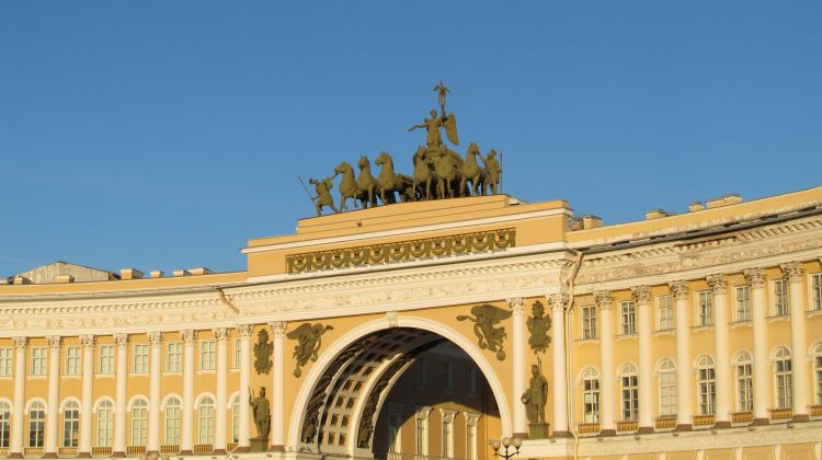 St Petersburg 2 Day Shore Essential Visa Free Group Tour