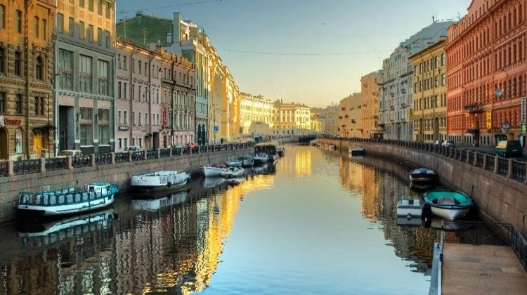 St Petersburg: A Cultural Overview