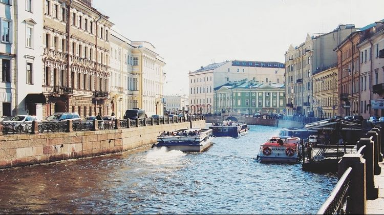 St Petersburg Custom Chauffeured Day Tour