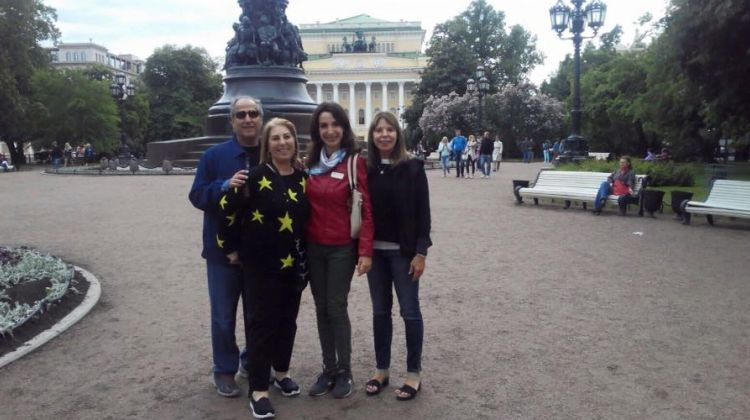 St Petersburg Custom Private Guide for a Day