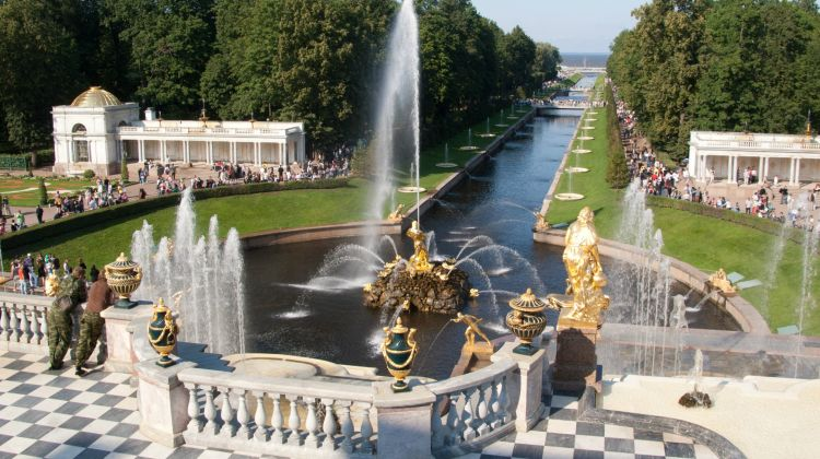 St Petersburg Private 2-Day Overall Tour+ Peterhof Palace