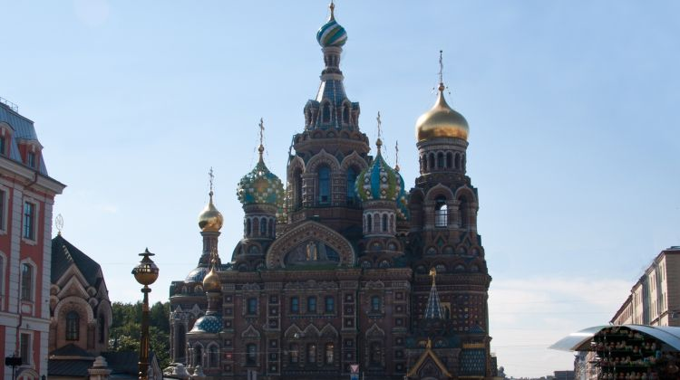 St.Petersburg: Private Monday's Best 1 Day Tour