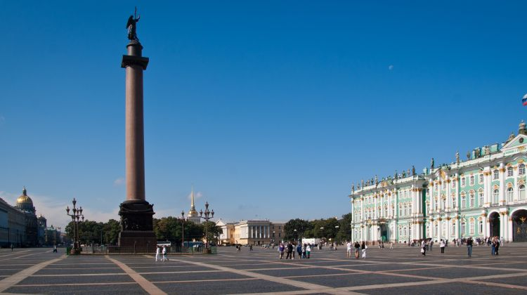 St Petersburg Shore Excursion 2-Day All Highlights Tour