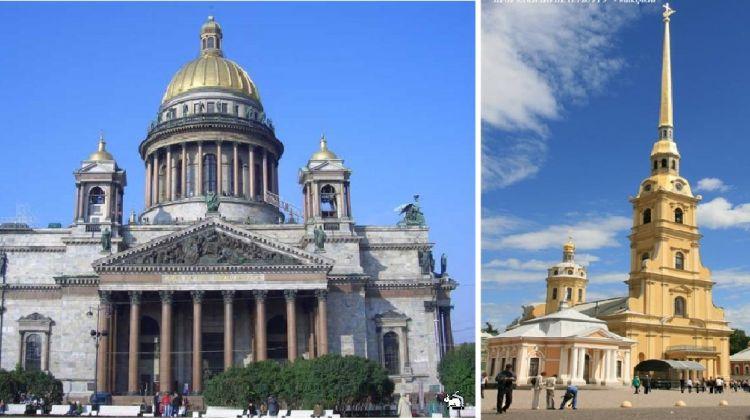 St Petersburg Shore Excursion 2-Day Essential Tour