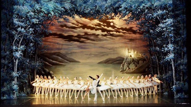 St Petersburg: Swan Lake Ballet at the Hermitage Theater
