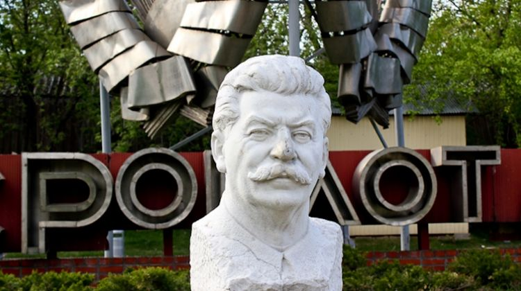 Stalin's Moscow Tour