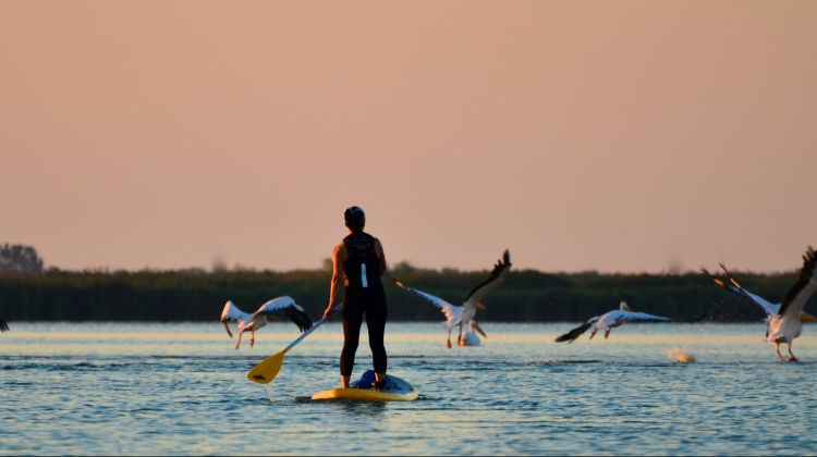 Stand-Up Paddle tour in Peru Amazon and beach