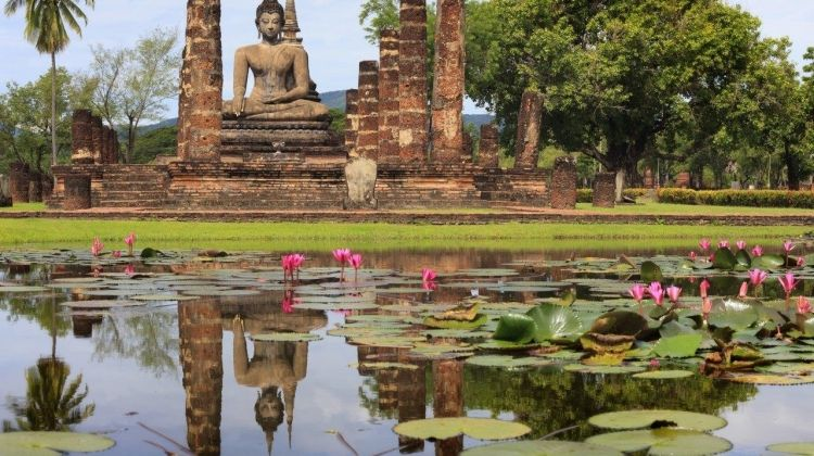 Sukhothai World Heritage 3 Days, Private Tour
