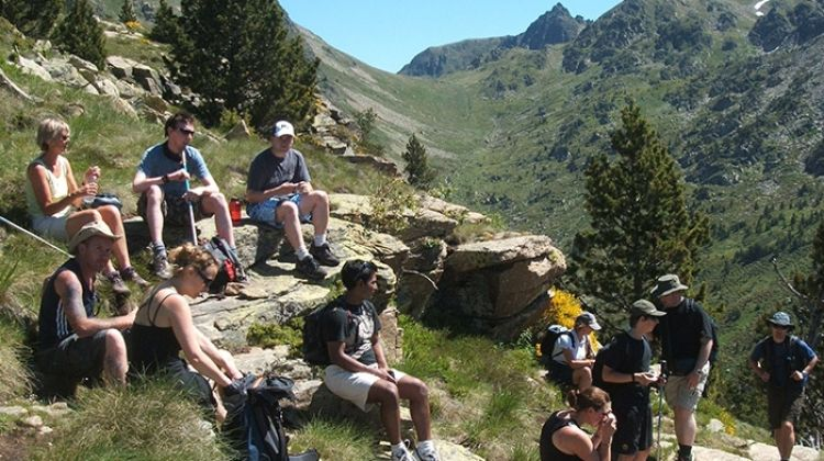 Summer Pyrenees Family Holiday