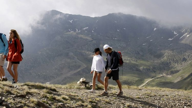 Summer Pyrenees Family Holiday with teenagers