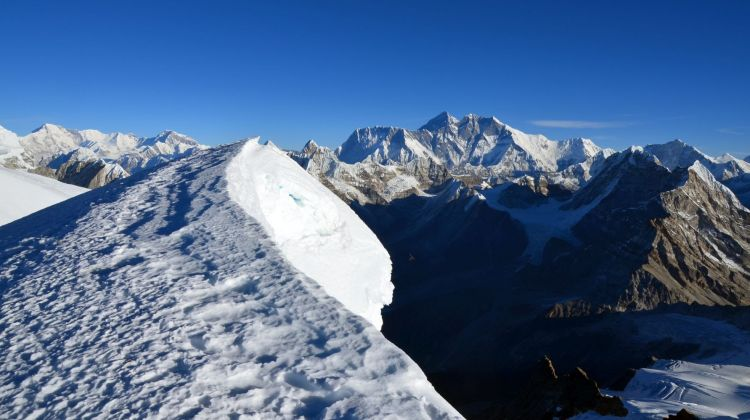 Summit Mera Peak