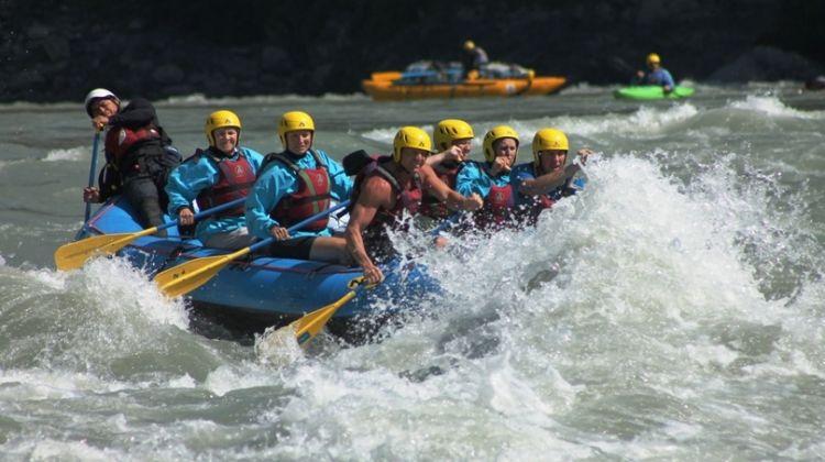Sun Koshi River Expedition