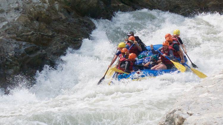 Sun Kosi River Rafting