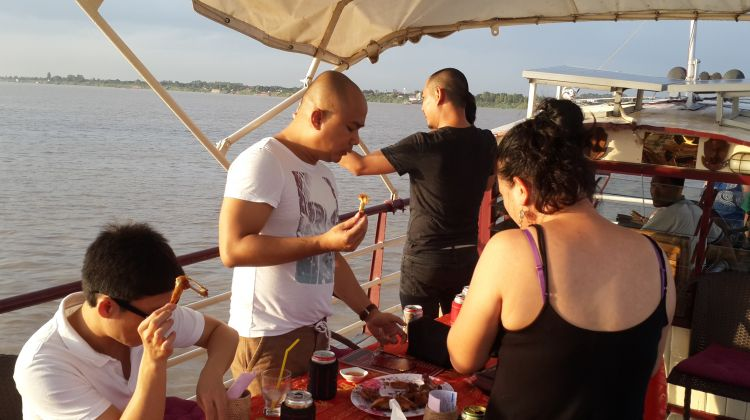 Sunset special cruise