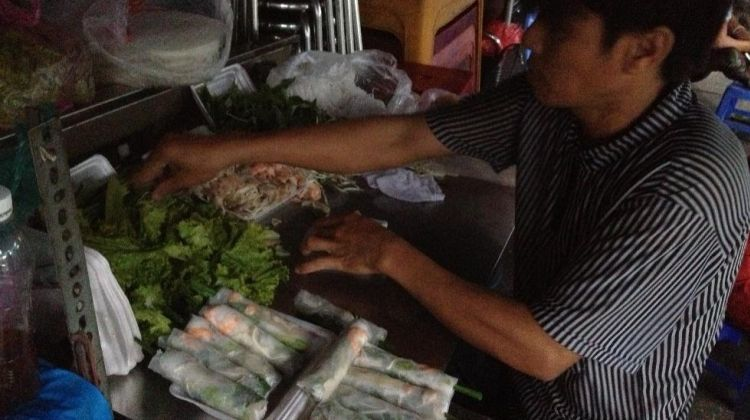 Supreme Saigon Street Food Tour