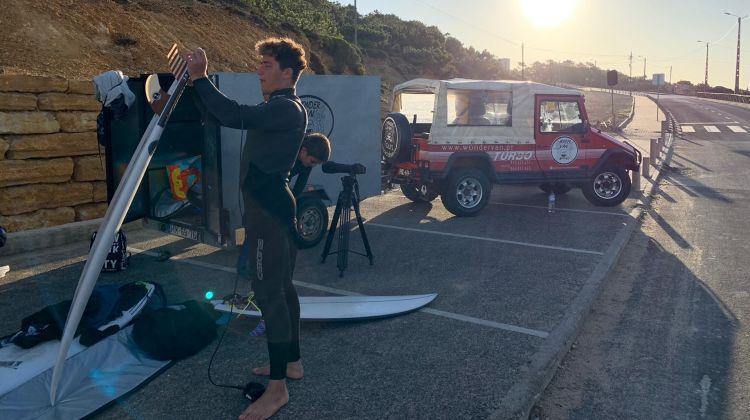 Surf Sintra's Secrets – Jeep Tour & Surf Lesson
