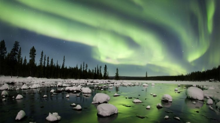Sweden: Kiruna & Abisko Tour