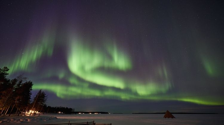 Swedish Lapland Activity Week