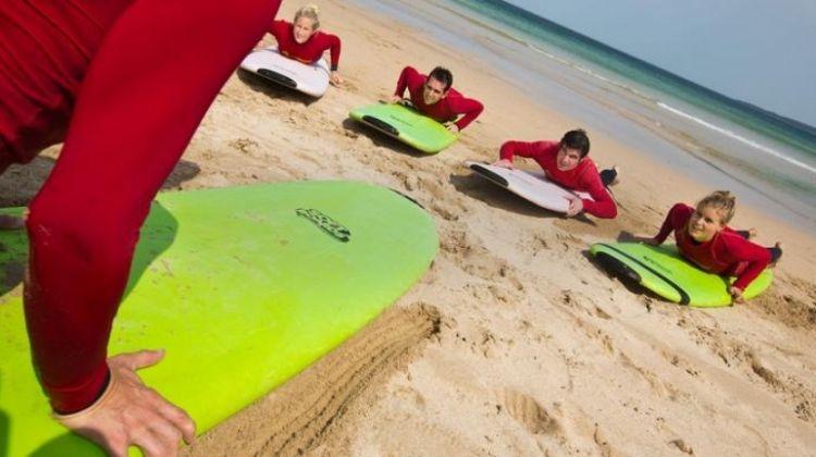 Sydney to Brisbane Experience: Koalas & Surfing