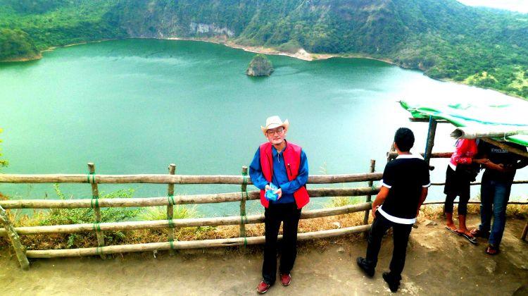 Taal Volcano Trekking Tour