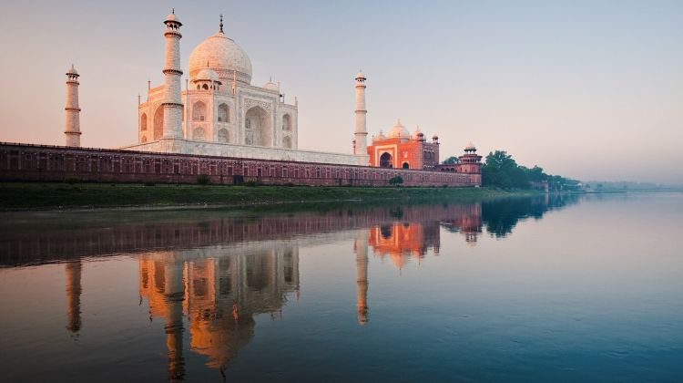 Taj Mahal & Wildlife with Royal Stay at Castles Tour