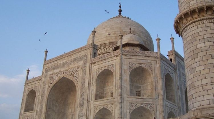 Taj Mahal Day Tour from Delhi by Private Car