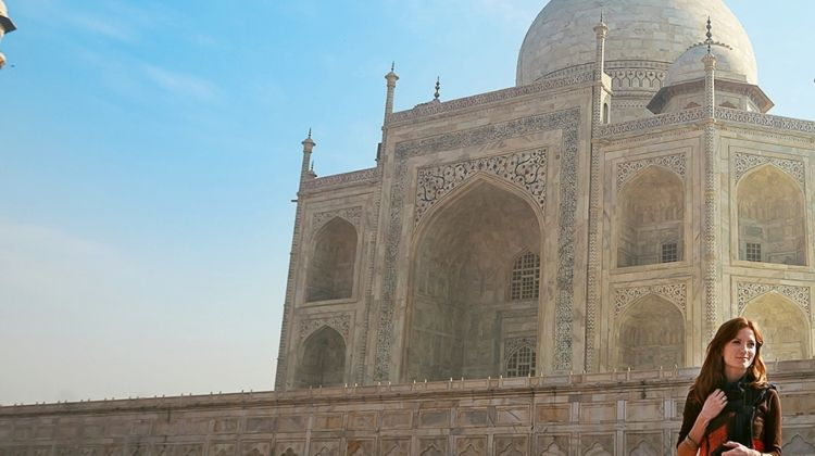 Taj Mahal Extension