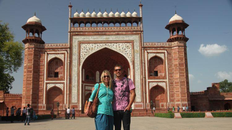 Taj Mahal Private Day Tour
