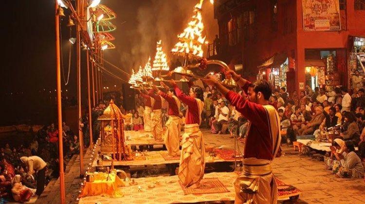 Taj to Varanasi