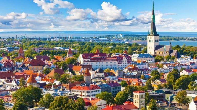Tallinn to Athens