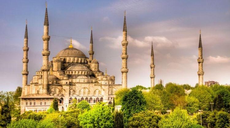 Tallinn to Istanbul