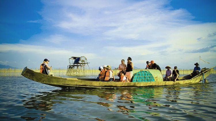 Tam Giang Lagoon Half Day Tour