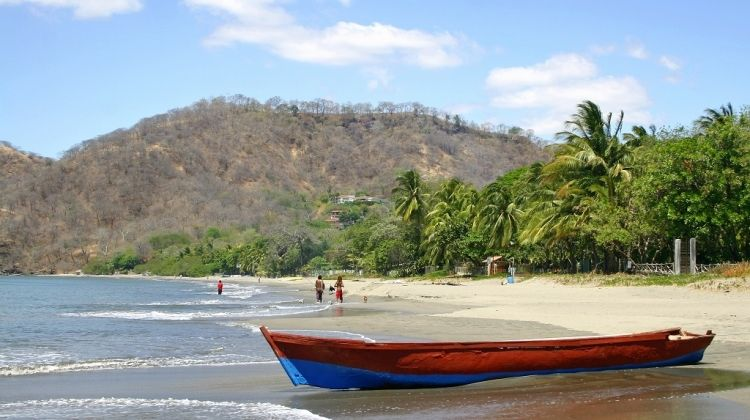 Tamarindo Beach & San José City, Short Break