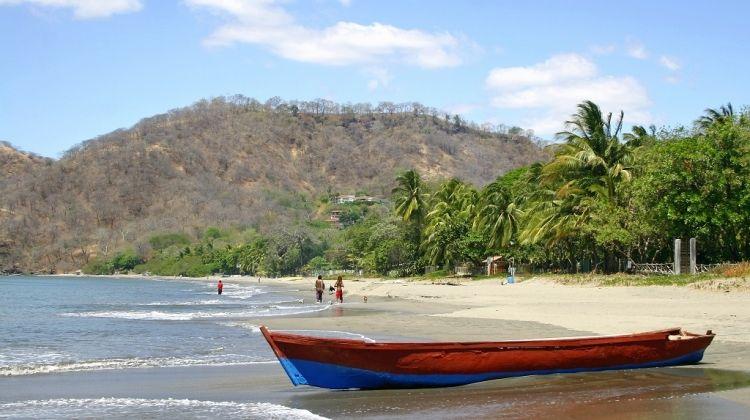 Tamarindo Beach & San José City