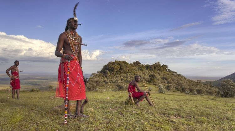 Tanzania Serengeti and the Great Migration with Chris Stamper