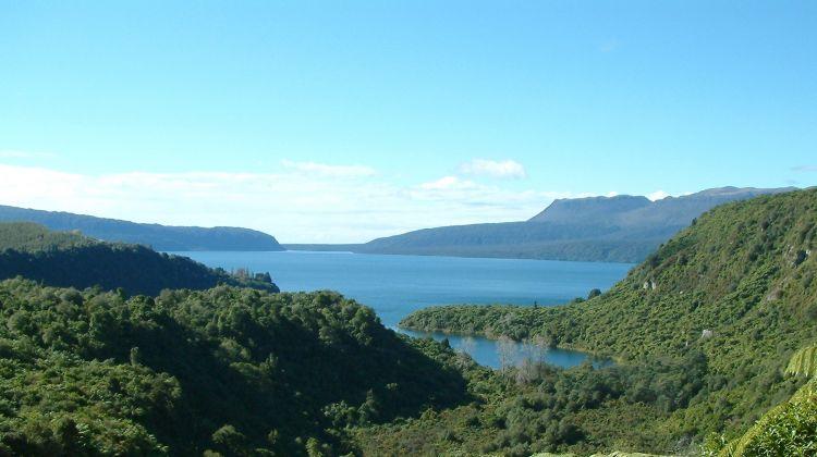 Tarawera & Lakes Tour