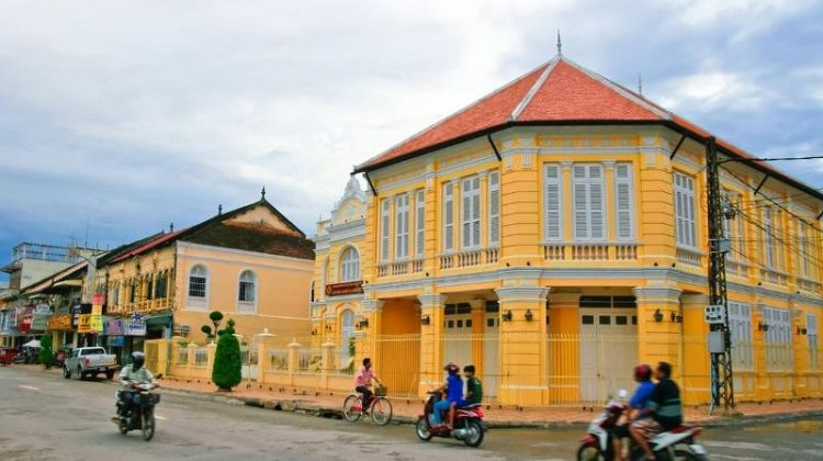 Taste of Battambang and Bamboo train