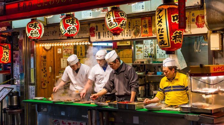 Taste of Japan by Rail